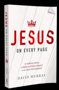 jesus on every page image